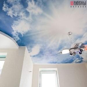 Фотополоток в детскую небо